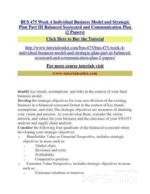 thesis communication plan