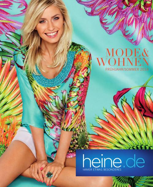 Heine Katalog Fr Hjahr Sommer 2014